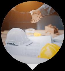 Construction de bâtiments-gros-oeuvre -concept-home-namur