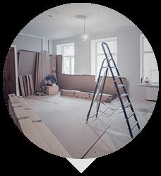 Rénovation intérieure d'un bâtiment -rénovation-concept-home-namur